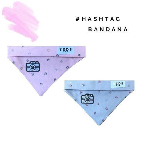 Hashtag Bandana