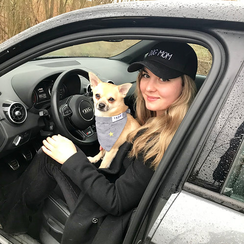 Proud to be a Dog Mom cap