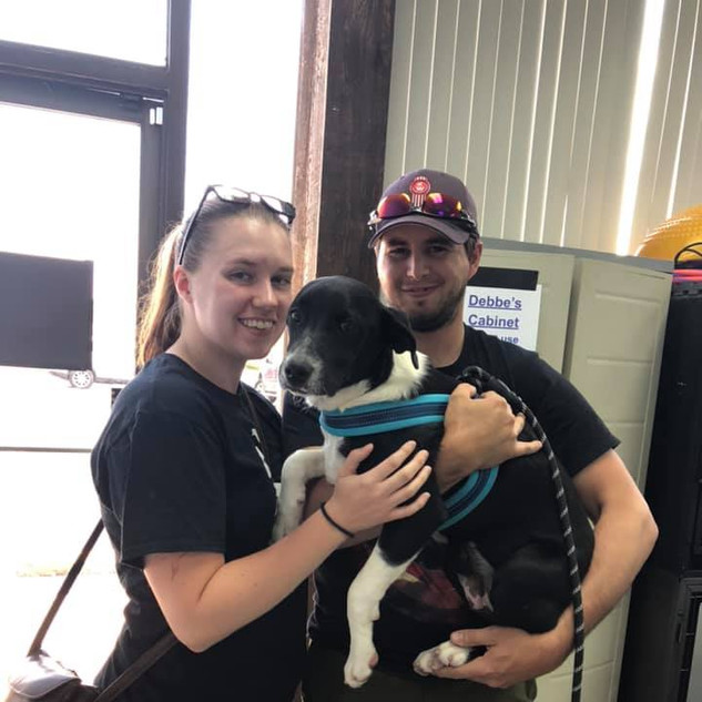 Sweetster was adopted 9-17-19