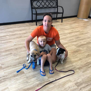 Basil was adopted 9-5-19