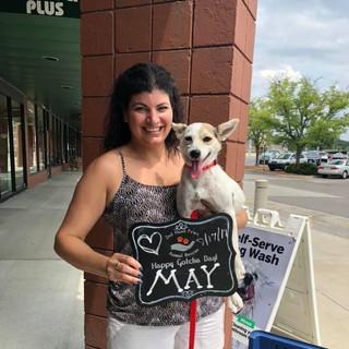 May was adopted 8-17-19