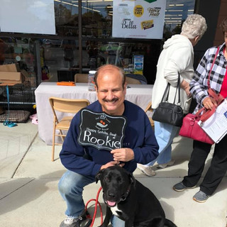 Rookie was adopted 10-19-19