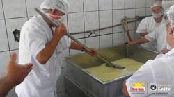 Curso de queijo em março de 2015