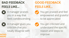 The Secrets To Giving Feedback That Reinforces Relationships and Inspires Change
