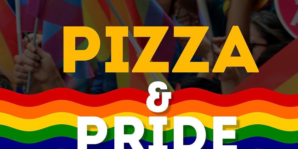 Pizza & Pride: Celebration!