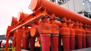 Fabrication and Offshore Installation, ARV Offshore, Thailand:
