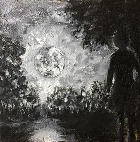 La Jeune Fille et la Lune