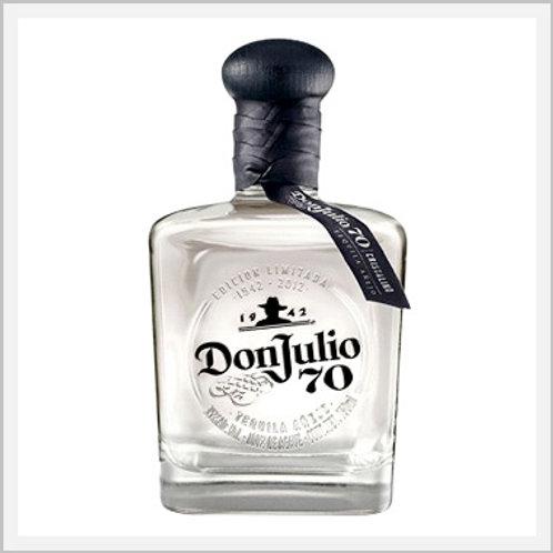 Don Julio 70 Tequila Añejo Cristalino (750 ml)