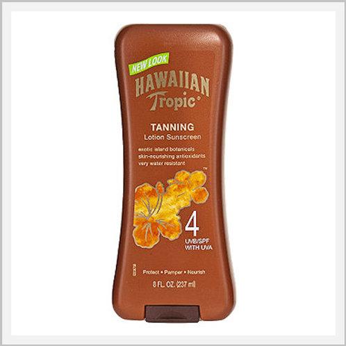 Hawaiian Tropic Sun Tan Oil 4 SPF