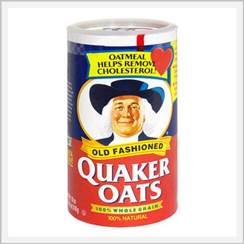 Quaker Oats Canister (475 g)