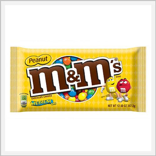 M & M's Peanut (3 Pack/143 g)