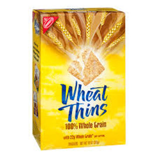 Wheat Thins Crackers 255g