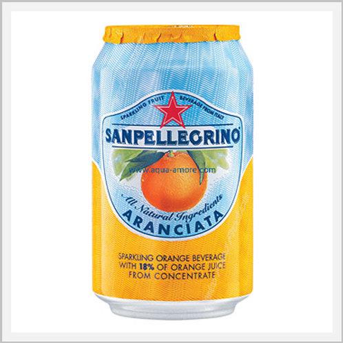 San Pellegrino Asst Flavor Sparkling Water 24/pk (330ml)