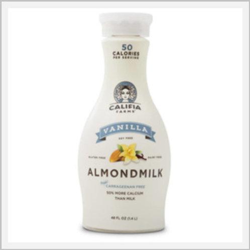 Califia Farms Almond Milk Vanilla (1.4 lt)