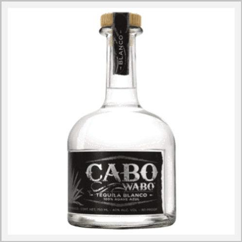 Cabo Wabo Tequila Blanco (750 ml)