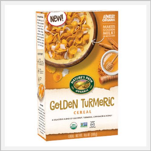 Nature's Path Organic Golden Turmeric Cereal Gluten Free (793 g)