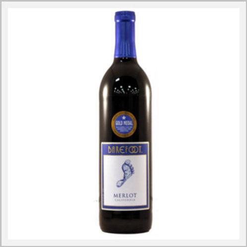 Barefoot Merlot (750 ml)