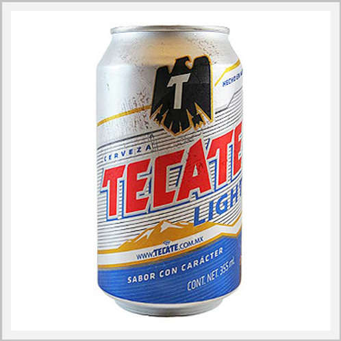 Tecate Light (6/355 ml cans)