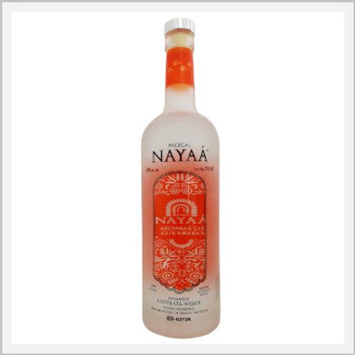 Mezcal Nayaa Ensamble Cupreata-Weber (750 ml)