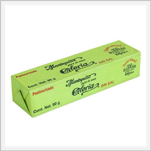 Butter Unsalted (90 g)