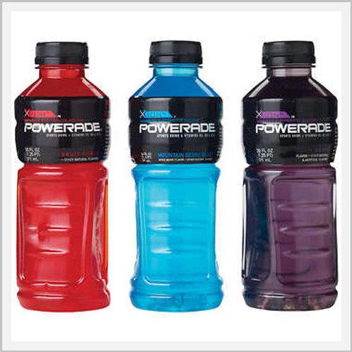 Powerade Assorted Flavors (12/500 ml)