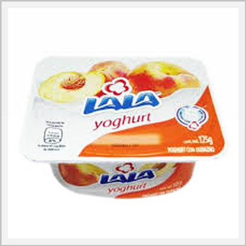 Yogurt Peach (125 g)