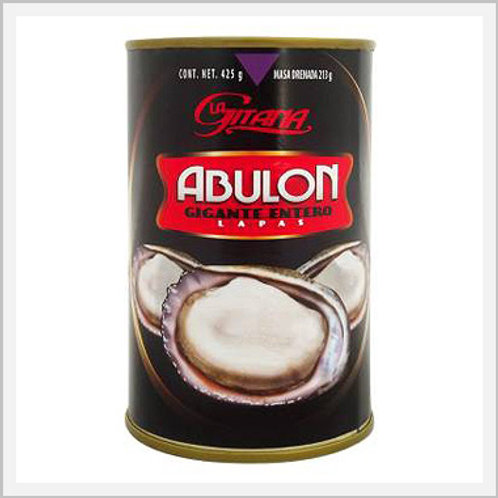 Giant Abalone Canned (425 g)