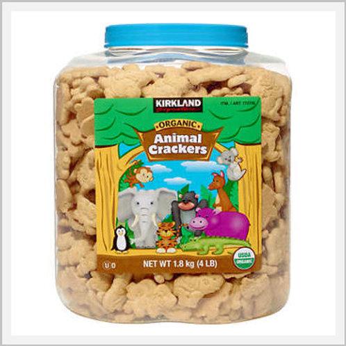 Animal Crackers Organic (1.8 kg)