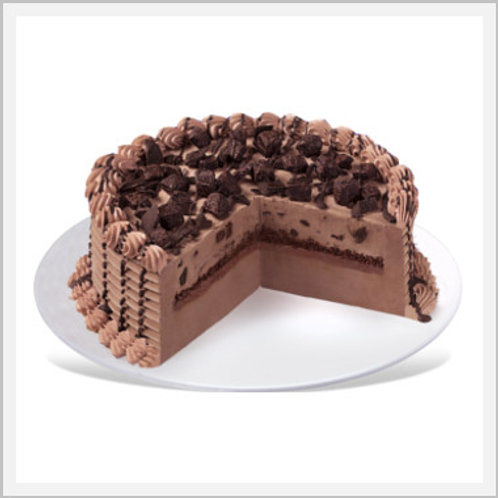 Dairy Queen Blizzard Chocolate Extreme Cake (12-16 slices)