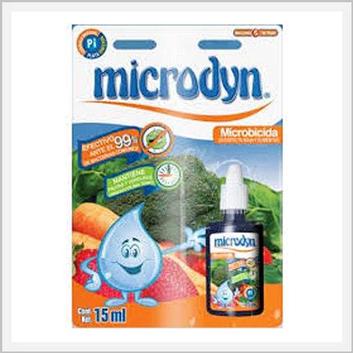 Microdyn Fruit & Vegetable Disinfectant (17 ml)