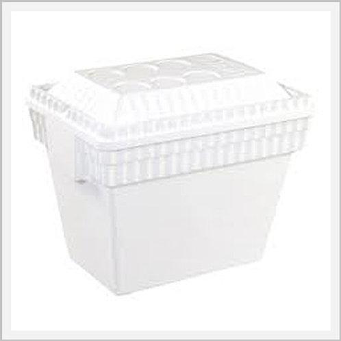 Styrofoam Cooler (fits 18-24 cans)