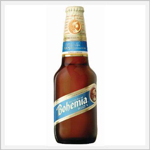 Bohemia Weizen (6/355 ml bottles)