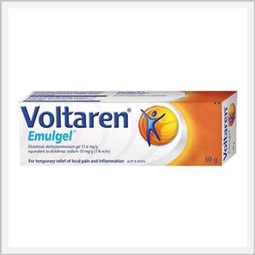 Voltaren Emulgel Gel Muscle & Back Pain Relief (1.16%/50 g)