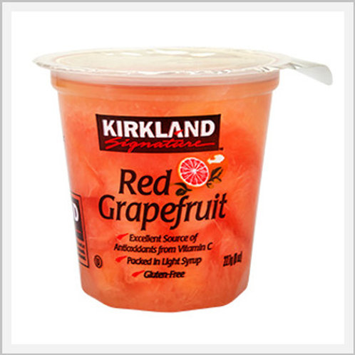 Red Grapefruit Cups (12 count/227 g)