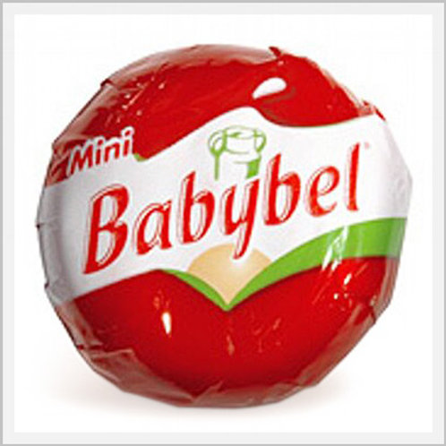 Babybel Cheese (5 count)