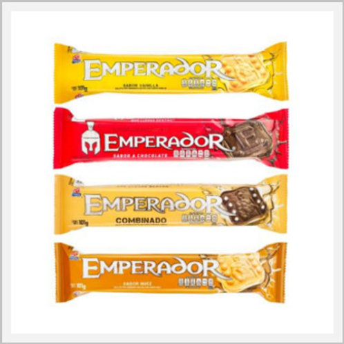 Emperador Cookies Variety Pack (12 count/101 g)