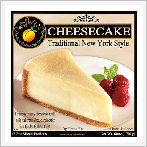 New York Style Cheese Cake (1.81 kg)