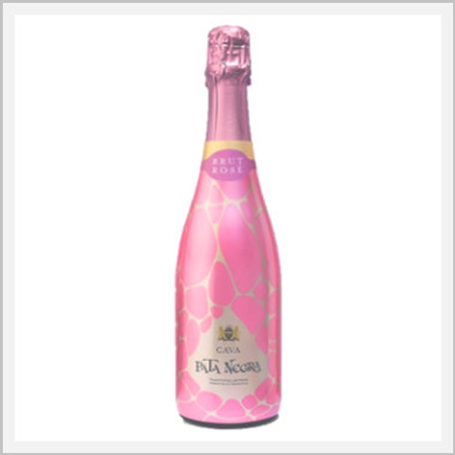 Cava Pata Negra Brut Rose Sparkling Wine