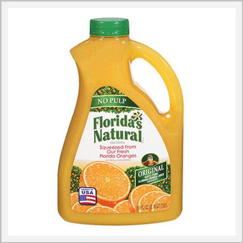 Florida's Natural Orange Juice (2.63 lt)