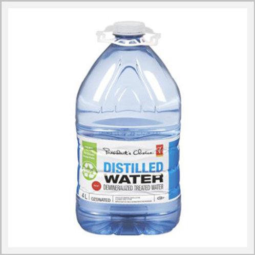 Distilled Non Drinking Water (500 ml)