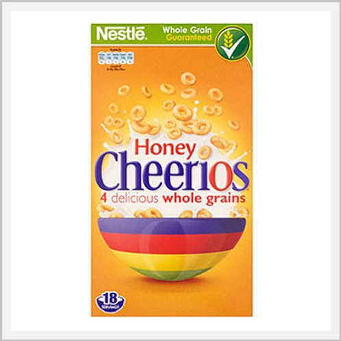 Cereal Cheerios Honey (480 g)