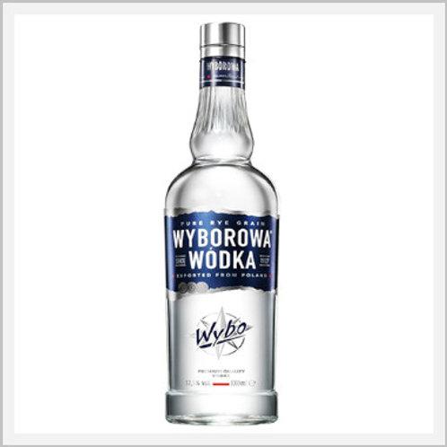 Wyborowa Wodka Vodka (750 ml)