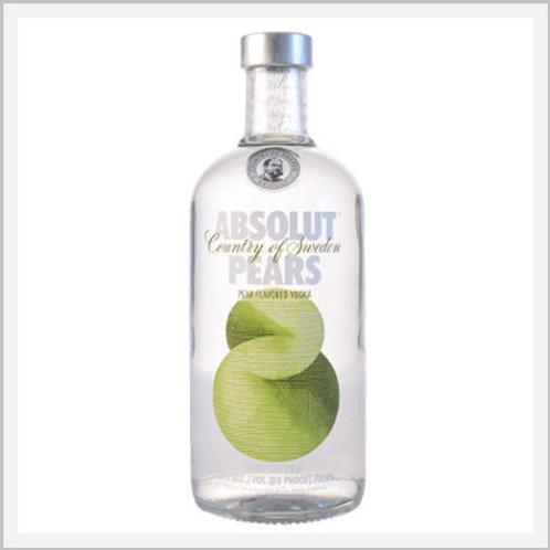 Absolut Pears Vodka (750 ml)