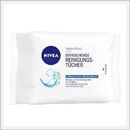 Nivea Facial Cleansing Towelettes (25 count)