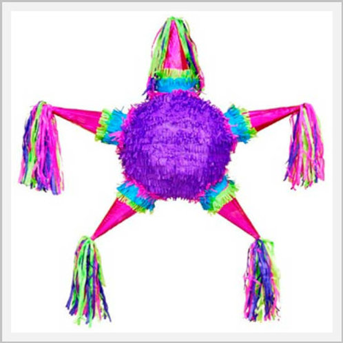 Star Piñata (1 count)