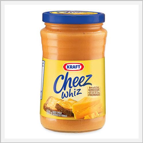 Kraft Cheez Whiz Cheddar (235 g)
