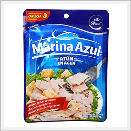 Tuna In Water (8 Pouches/74 g each)