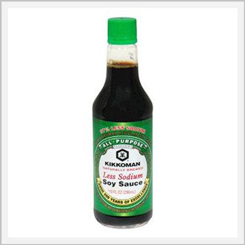 Soy Sauce Low Sodium (296 ml)