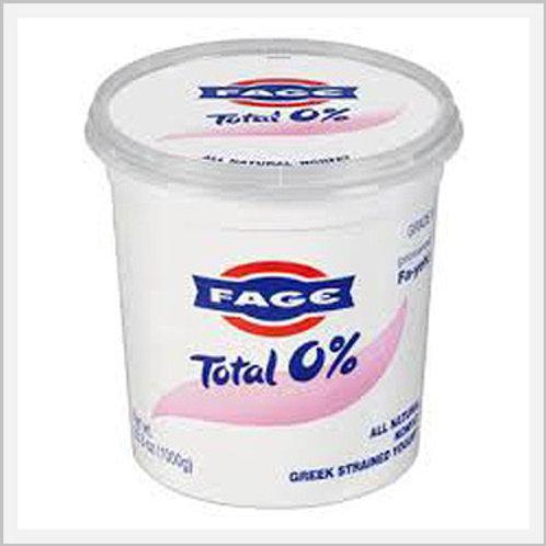 Yogurt Fage Greek Fat Free Gluten Free (1 kg)