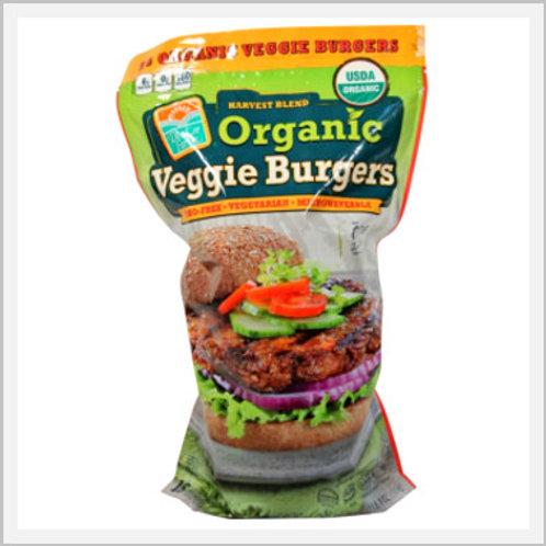 Veggie Patties Organic Frozen (12 count/953 g)